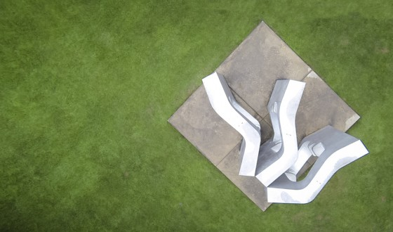 Grounds for Sculpture, NJ - Drone Photography