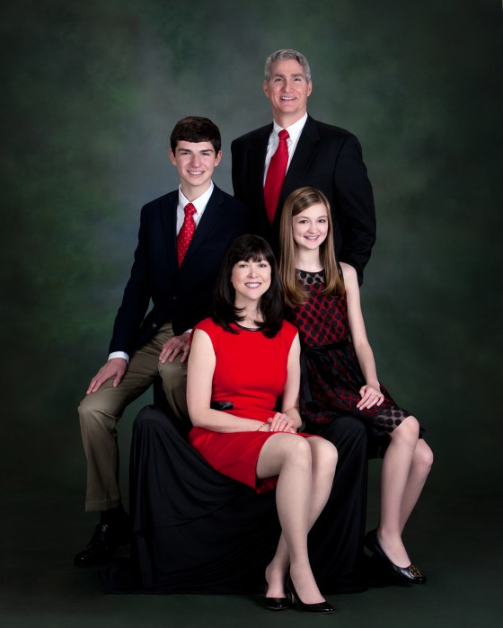 Traditional Family Portrait Photography