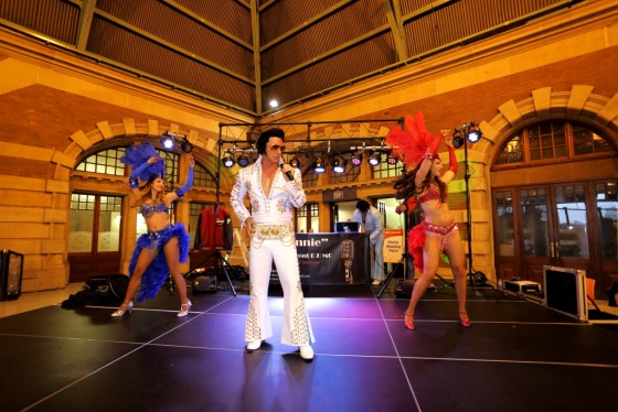 Photo 0 by Gary Blackman for Central Station the Elvis Weekend Train