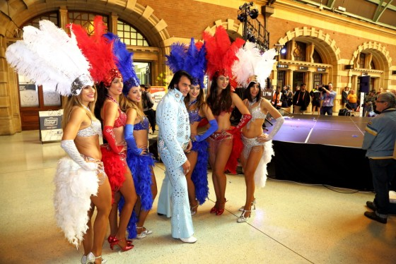 Photo 1 by Gary Blackman for Central Station the Elvis Weekend Train