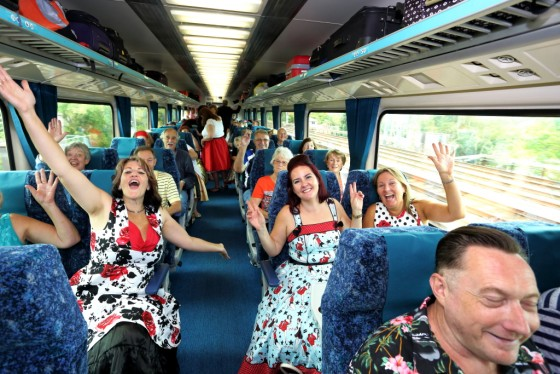Photo 6 by Gary Blackman for Central Station the Elvis Weekend Train