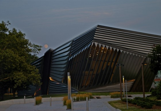 The Broad Museum, MSU, East Lansing