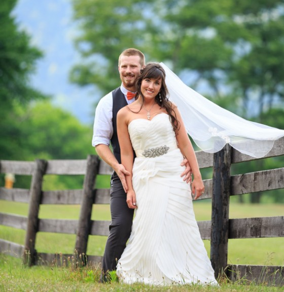 Asheville Barn Wedding