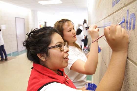 Hyatt and City Year Back to School