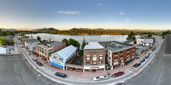 Hotel North Woods, Lake Placid NY