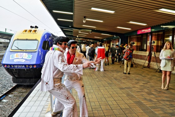 Photo 8 by Gary Blackman for Central Station the Elvis Weekend Train