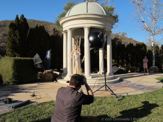 Photo 9 by rich cirminello for Behind the Scenes
