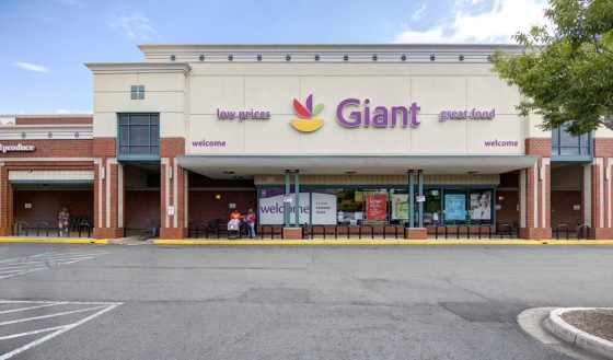 Giant Food Market - MD