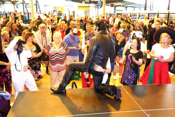 Photo 7 by Gary Blackman for Central Station the Elvis Weekend Train