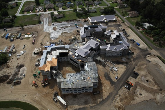 Photo 0 by Eaglevision Media LLC for Construction aerials