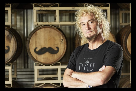 Mark Nigbur Founder Hali'imaile Distilling