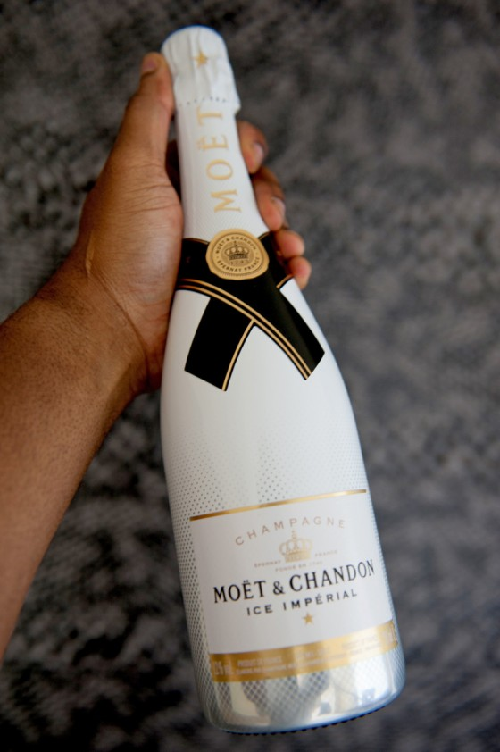 Product Release Photo for Moet Ice Imperial Champagne