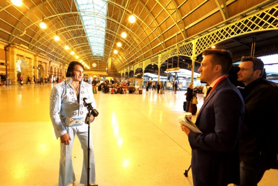 Photo 4 by Gary Blackman for Central Station the Elvis Weekend Train