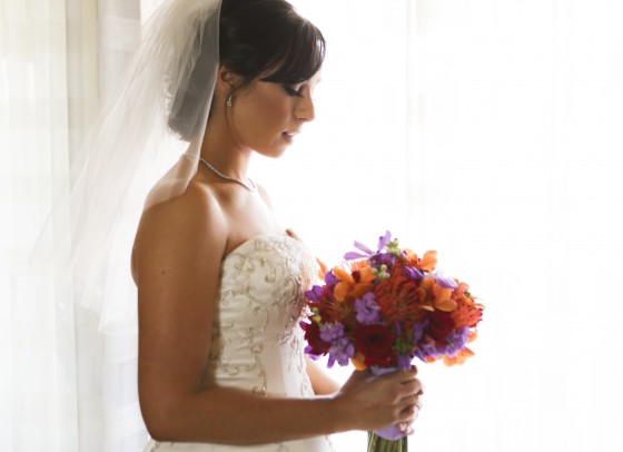 Beautiful Bride at the Montelucia